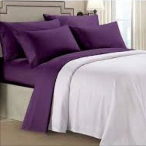 Egyptian Cotton &Bamboo satin 1800 count sheets